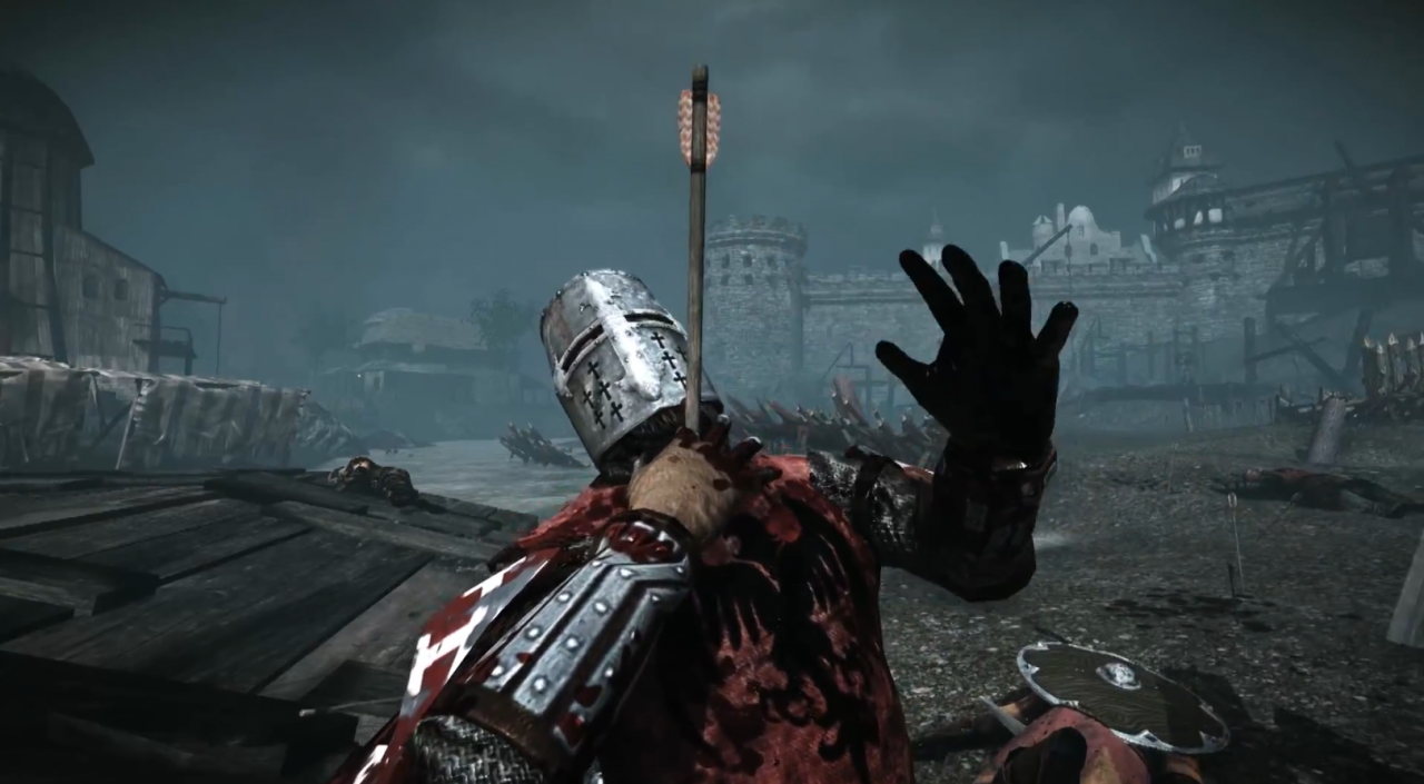 medieval chivalry Chivalry: medieval warfare is a first-person slasher with a focus on multi- player featuring competitive online combat that seeks to capture the experience  of.