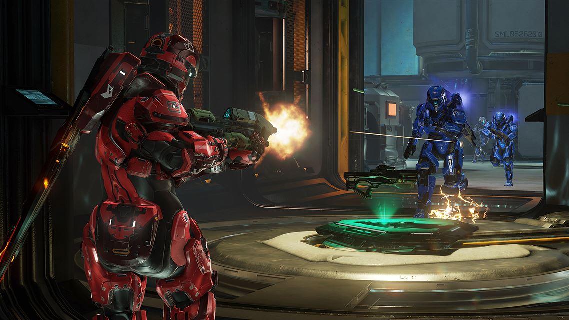 Halo 5 matchmaking campagne Matchmaking servers
